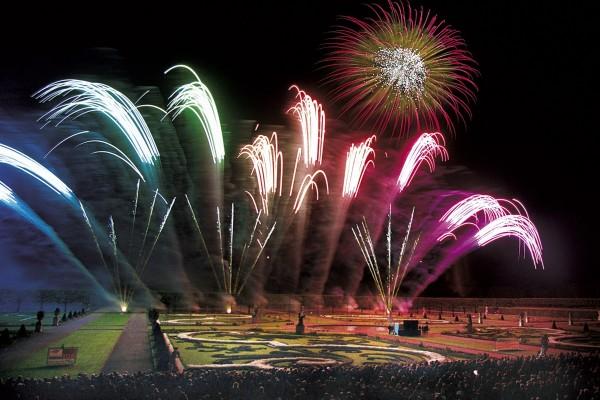 Hannover-Feuerwerkswettbewerb
