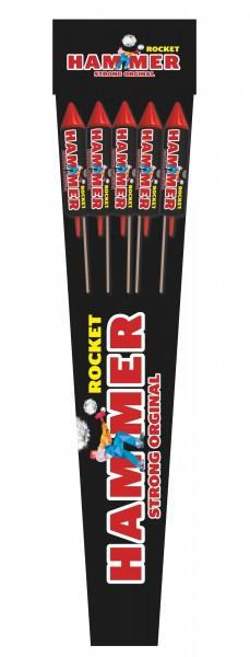 Feuerwerk Hannover - Gaoo Hammer Raketen