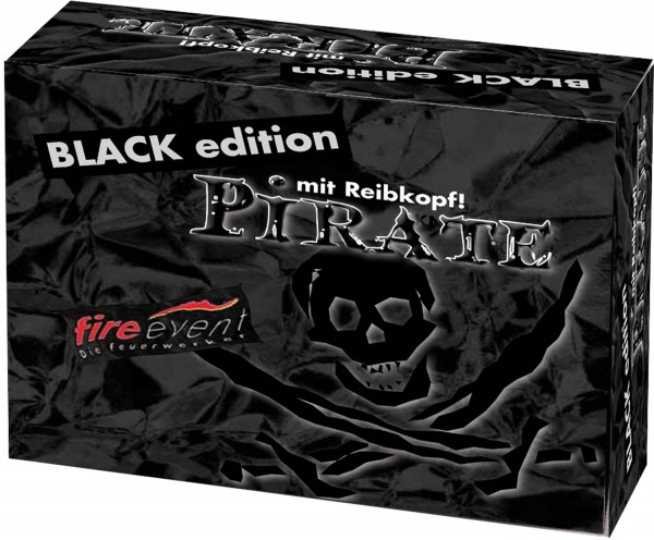 Fireevent Pirate Black Edition