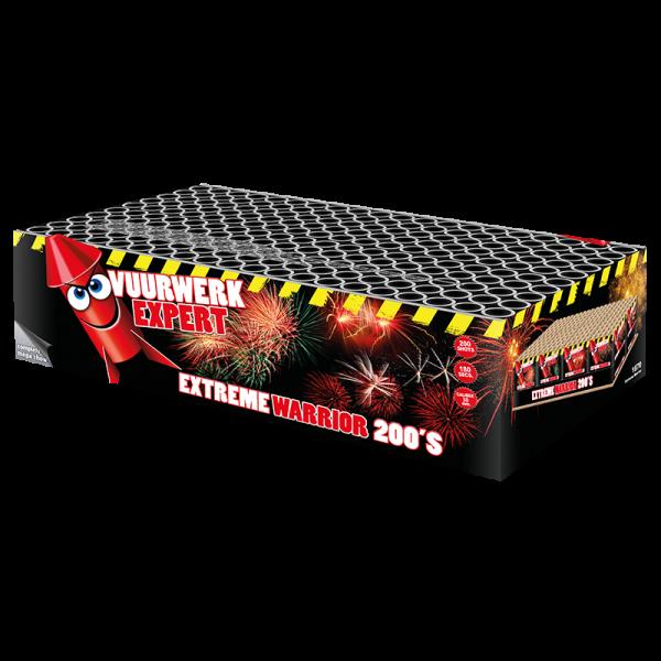 Feuerwerk Hannover - Broekhoff Extreme Warrior