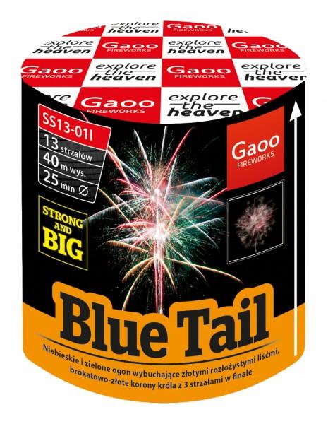 Feuerwerk Hannover - Gaoo Blue Tail