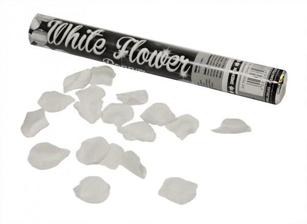 Feuerwerk Hannover - Konfetti Shooter Weiße Blüten