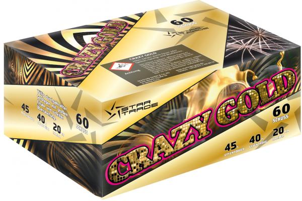 Feuerwerk Hannover - Startrade Crazy Gold