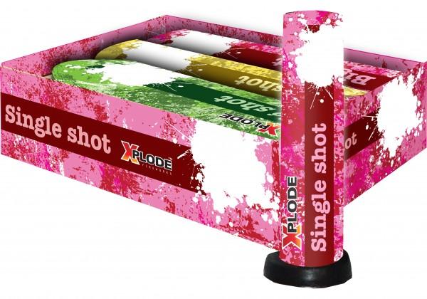 Feuerwerk Hannover - Xplode Single Shot