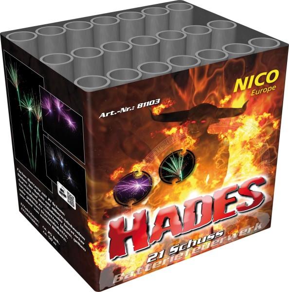 Feuerwerk Hannover - NICO Hades