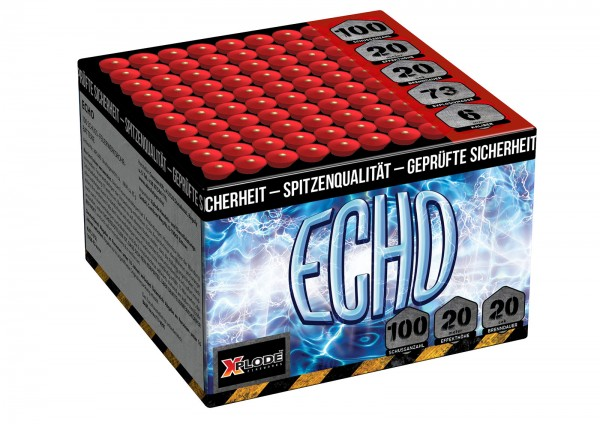 Feuerwerk Hannover - Xplode Echo
