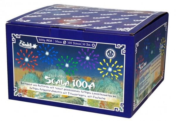 Feuerwerk Hannover - Funke Scala 100A