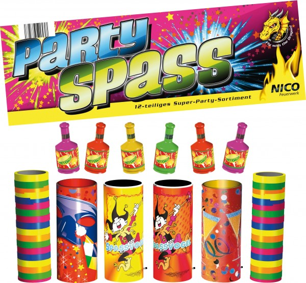 NICO Party Spass Sortiment