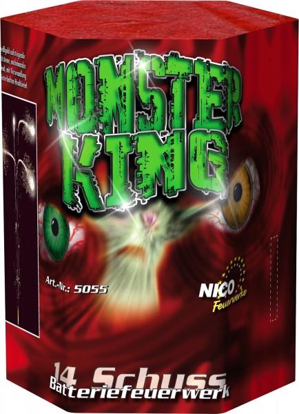 Feuerwerk Hannover - NICO Monster King