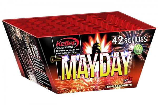 Feuerwerk Hannover - Keller Mayday