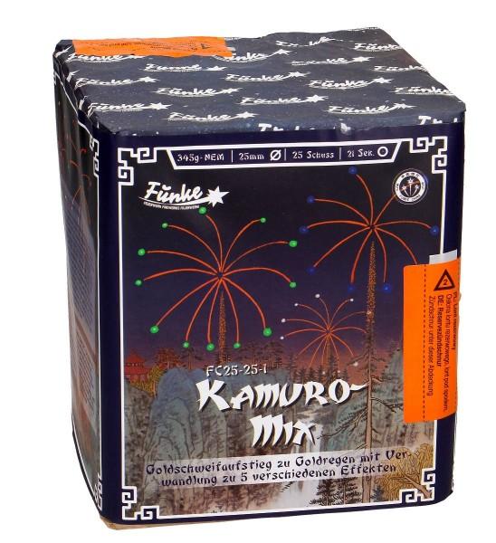 Feuerwerk Hannover - Funke Kamuro Mix