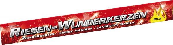 Feuerwerk Hannover - NICO Riesen Wunderkerze