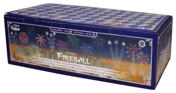 Feuerwerk Hannover - Funke Fireball