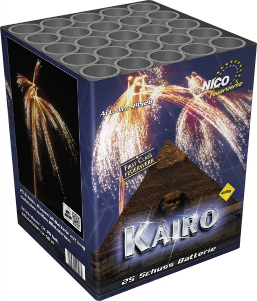 Feuerwerk Hannover - NICO Kairo