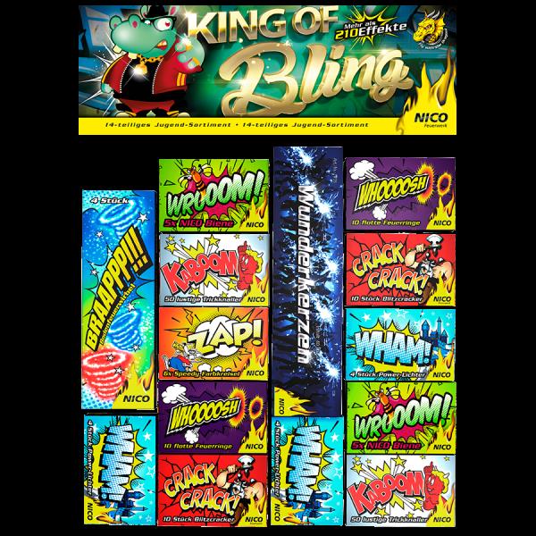 Feuerwerk Hannover - NICO King of Bling