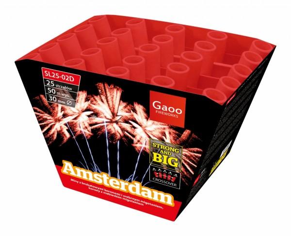 Feuerwerk Hannover - Gaoo Amsterdam