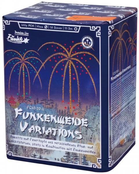 Feuerwerk Hannover - Funke Funkenweide Variations