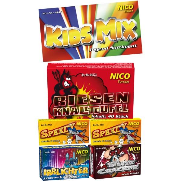 Feuerwerk Hannover - NICO Kids Mix