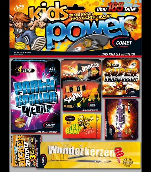 Feuerwerk Hannover - Comet Kids Power