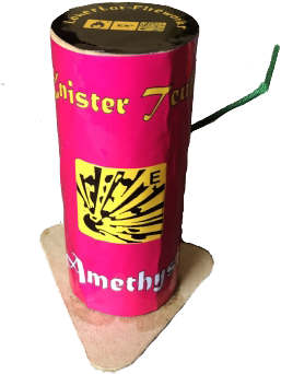 Feuerwerk Hannover - Lonestar Knisterteufel Amethyst
