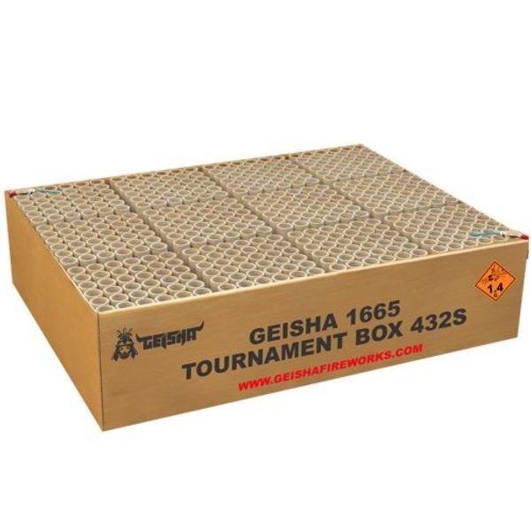 Feuerwerk Hannover - Geisha Tournament Box
