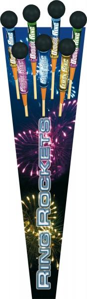 Feuerwerk Hannover - NICO Ring Rockets