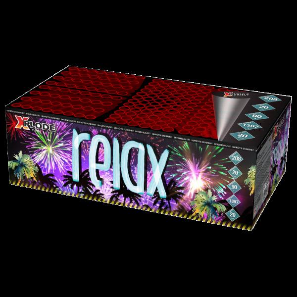Feuerwerk Hannover - Xplode Relax
