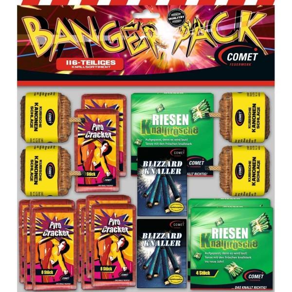 Feuerwerk Hannover - Comet Banger Pack