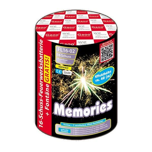 Feuerwerk Hannover - Gaoo Memories