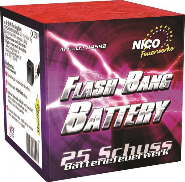 Feuerwerk Hannover - Flash Bang Battery
