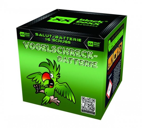 Feuerwerk Hannover - Blackboxx Vogelschreck Batterie