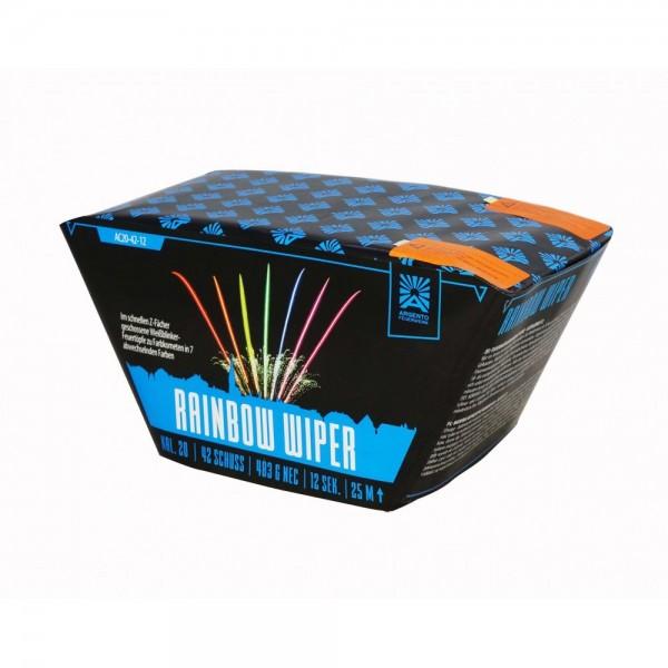 Feuerwerk Hannover - Argento Rainbow Viper