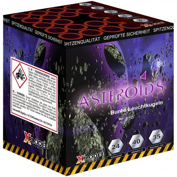 Feuerwerk Hannover - Xplode Asteroids