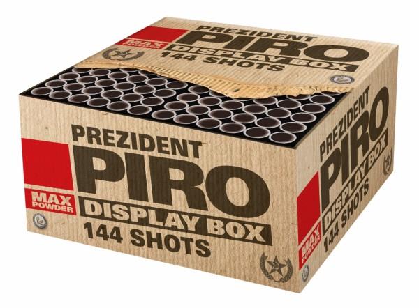 Feuerwerk Hannover - Lesli Prezident Piro