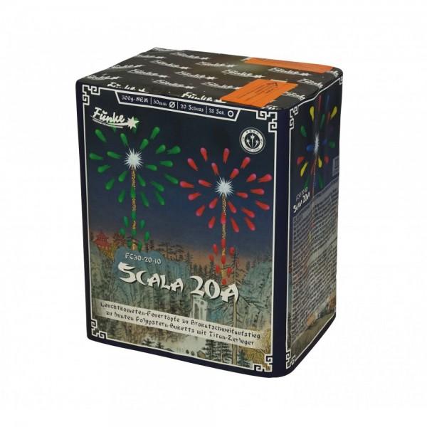 Feuerwerk Hannover - Funke Scala 20A