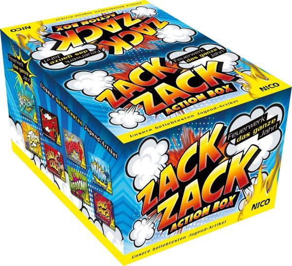 Feuerwerk Hannover - Zack Zack Action Box