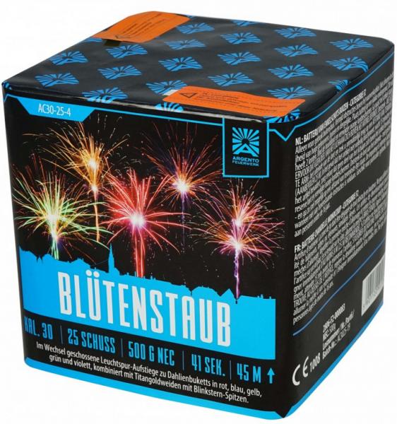 Feuerwerk Hannover - Argento Blütenstaub