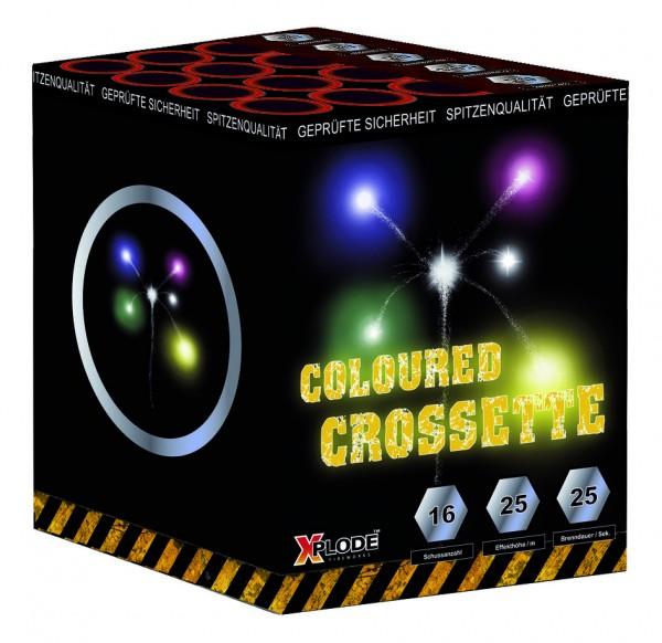 Feuerwerk Hannover - Xplode Coloured Crossette
