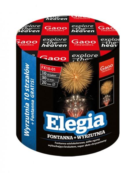 Feuerwerk Hannover - Gaoo Elegia