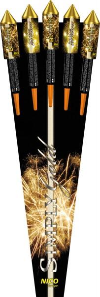 Feuerwerk Hannover - NICO Simply Gold
