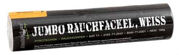 Feuerwerk Hannover - Blackboxx Jumbo Rauchfackel Weiss