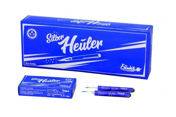 Feuerwerk Hannover - Funke Silberheuler