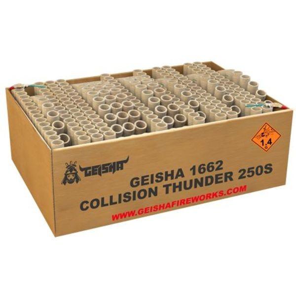 Feuerwerk Hannover - Geisha Collision Thunder
