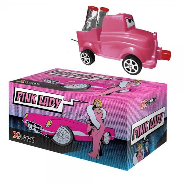 Feuerwerk Hannover - Xplode Pink Lady
