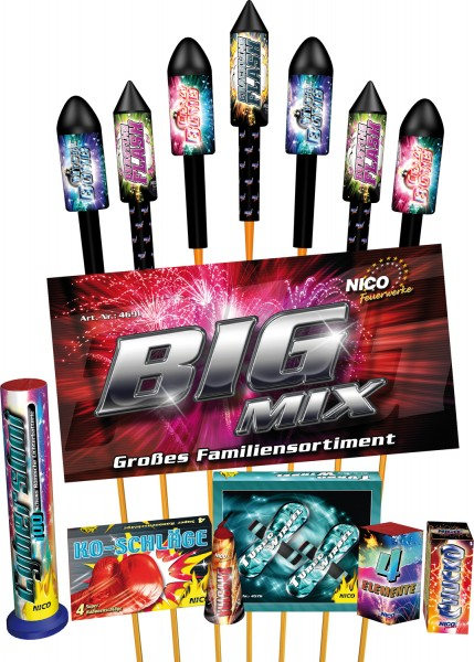 *Archivartikel* NICO Big Mix