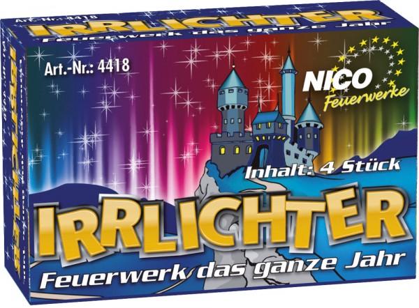 Feuerwerk Hannover - NICO Irrlichter