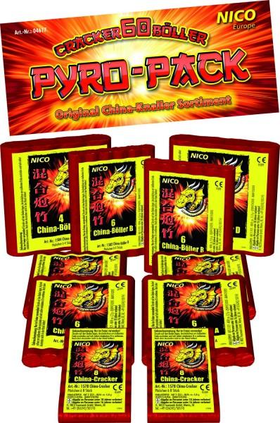 Feuerwerk Hannover - NICO Pyro Pack