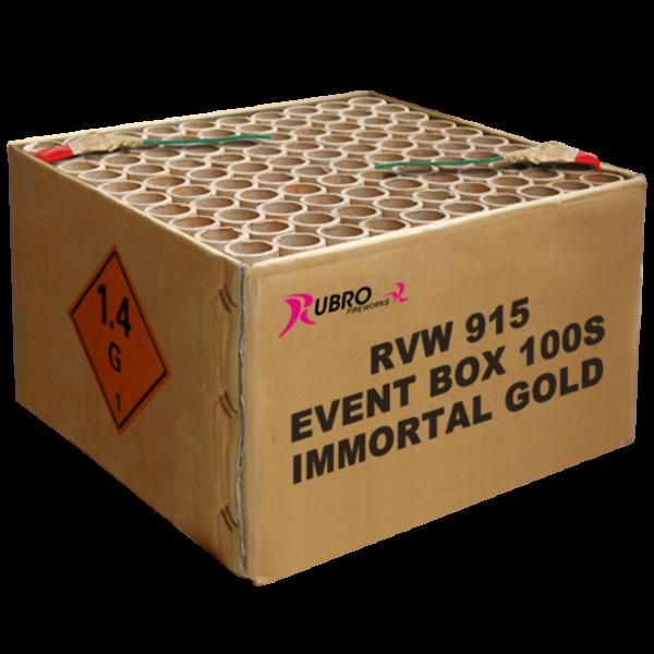 Feuerwerk Hannover - Rubro Event Immortal Gold
