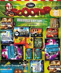 Feuerwerk Hannover - Comet Scooter