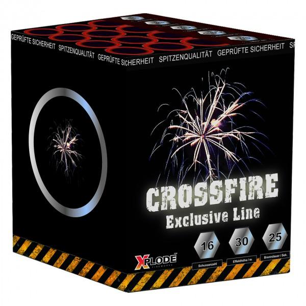 Feuerwerk Hannover - Xplode Crossfire